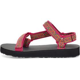 Teva Original Universal Sandaler Børn, pink/sort